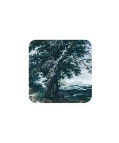 Large Trees Two Multi serving mat/potstand from